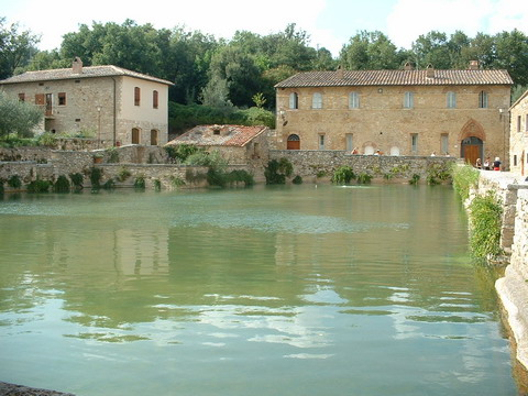 You are browsing images from the article: Toscana - Bagno Vignoni (SI)