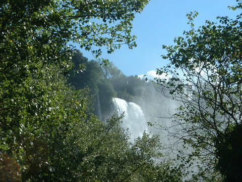 You are browsing images from the article: Umbria - Cascata delle Marmore (TR)