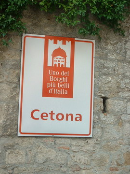You are browsing images from the article: Toscana - Cetona (SI)
