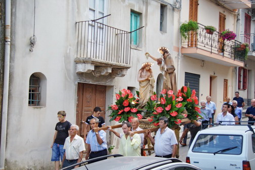 You are browsing images from the article: 02/07/2009 - Festa di San Giovanni a Larderia