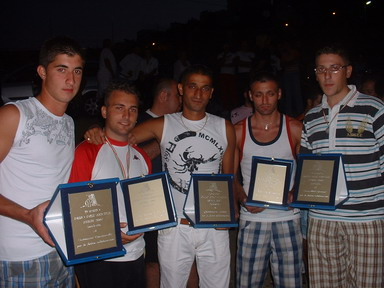 You are browsing images from the article: 09/08/2007 - La fase finale del torneo di Calcetto 2007