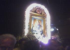 La Festa della Madonna di Dinnammare - Un po di storia e qualche leggenda